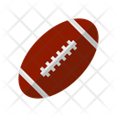 American Football Rugby Sports Icon