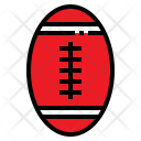 American Football Rugby Icon