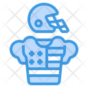 American Football Rugby Ball Soccer Icon