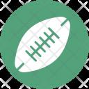 American Ball Football Icon