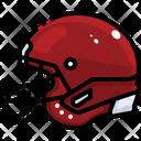 American Football Helmet Rugby Helmet Hemlet Icon