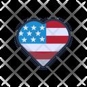 American Hearts Icon