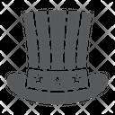 American President Hat Icon