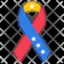 American Ribbon Icon