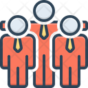 Amigos People Group Icon