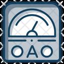 Ammeter Icon