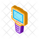 Ammeter Outlie Energy Icon