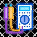 Ammeter Tool Sound Icon