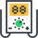 Ammeter Ampere Meter Icon