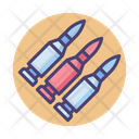 Ammo Bullet Weapon Icon