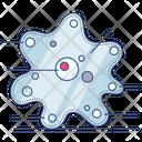 Amoeba Unicellular Organism Amoeboid Icon
