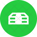 Amount Cash Currency Icon