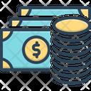 Amount Investment Cash Icon