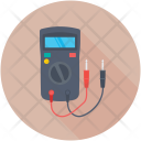 Voltage Meter Ampere Icon