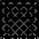 Voltage Meter Digital Icon