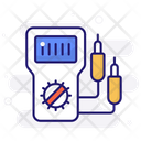 Ampere Meter Ampere Device Icon