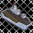 Amphibious Assault Ship Icon