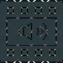 Amplifier Loudspeaker Open Volume Icon