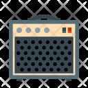 Guitar Amp Amplifier Icon