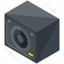 Amplifier Music Equipment Icon