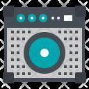 Amplifier Mixer Music Icon