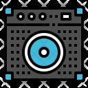 Mixer Music Instrument Icon