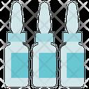 Pharmacy Ampoule Vaccine Icon