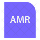 Amr Extension File Icon
