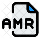 Amr File Audio File Audio Format Icon