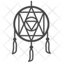 Amulet Cultures Dreamcatcher Icon