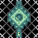 Amulet Talisman Cultures Icon