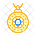 Amulet Accessory Sphere Icon