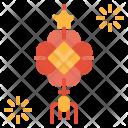 Amulet Carp Chinese Icon