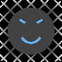 Amused Face Icon