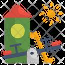 Amusement Child Garden Icon