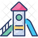 Amusement Park Fun Enjoyment Icon