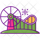 Amusement Park Amusement Carnival Icon