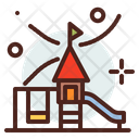 Amusement Park Park Ride Icon