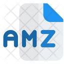 Amz File Audio File Audio Format Icon