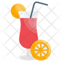 Chill Cocktail Drink Icon