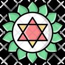 Anahata Icon