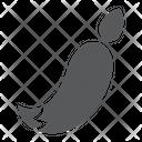 Anal Plug Fox Icon