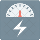 Analog Device Electricity Icon