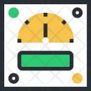 Analog Device Gauge Icon