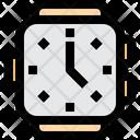 Analog Face Icon