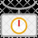 Analog weight machine Icon