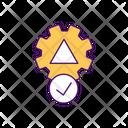 Analogy Problem Solving Icon
