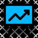 Finance Growth Chart Icon