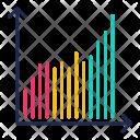 Increase Graph Chart Icon