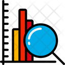 Bar Chart Research Data Information Icon